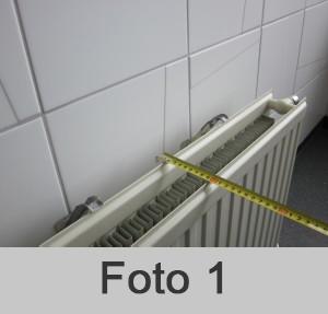 Opmeetinstructie foto 1
